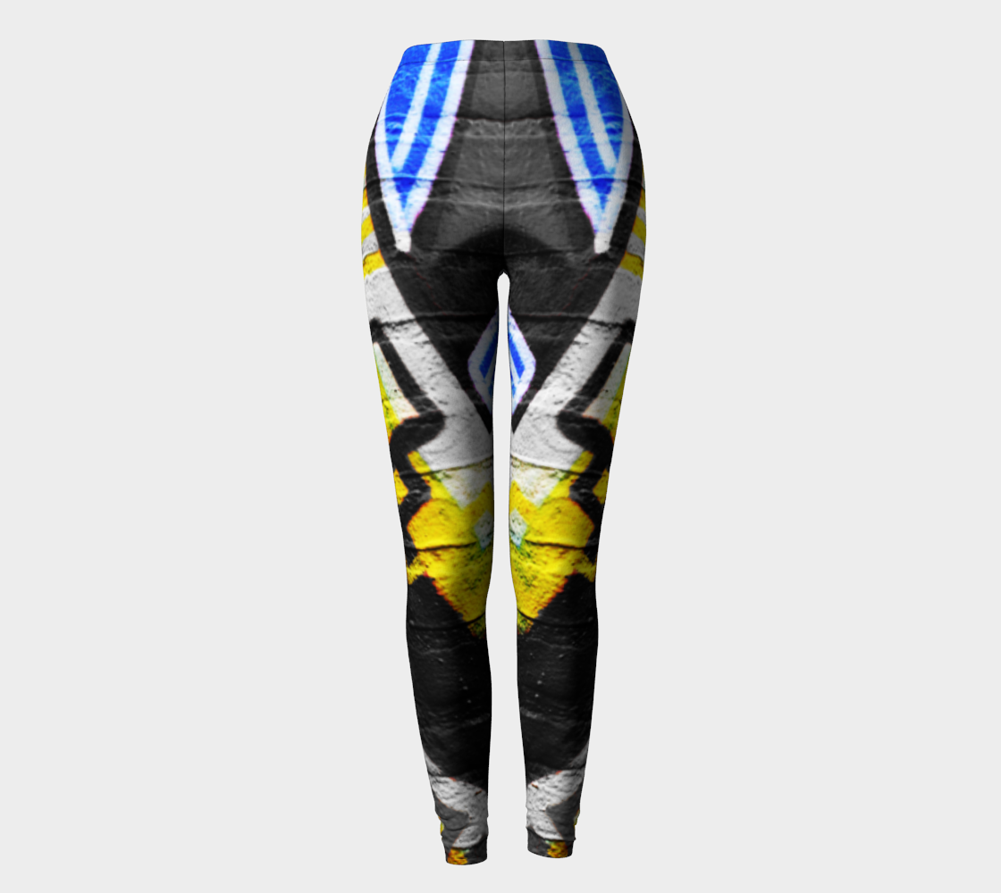 Graffiti 6 Leggings preview