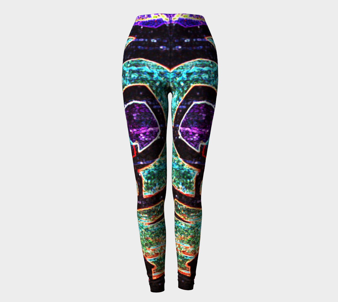 Graffiti 7 Leggings preview