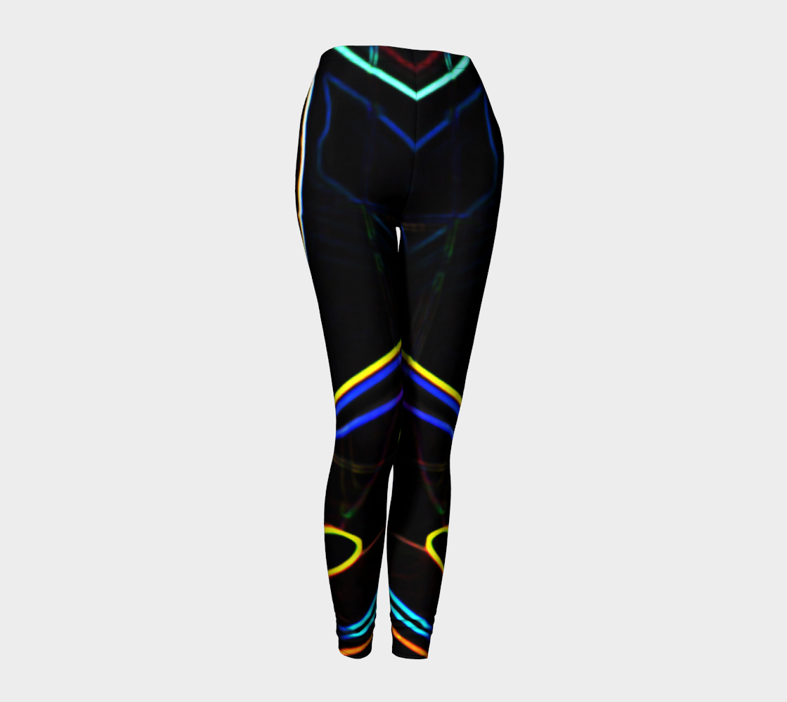Graffiti 10 Leggings preview #1