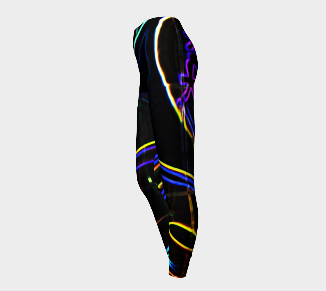 Graffiti 10 Leggings preview #3