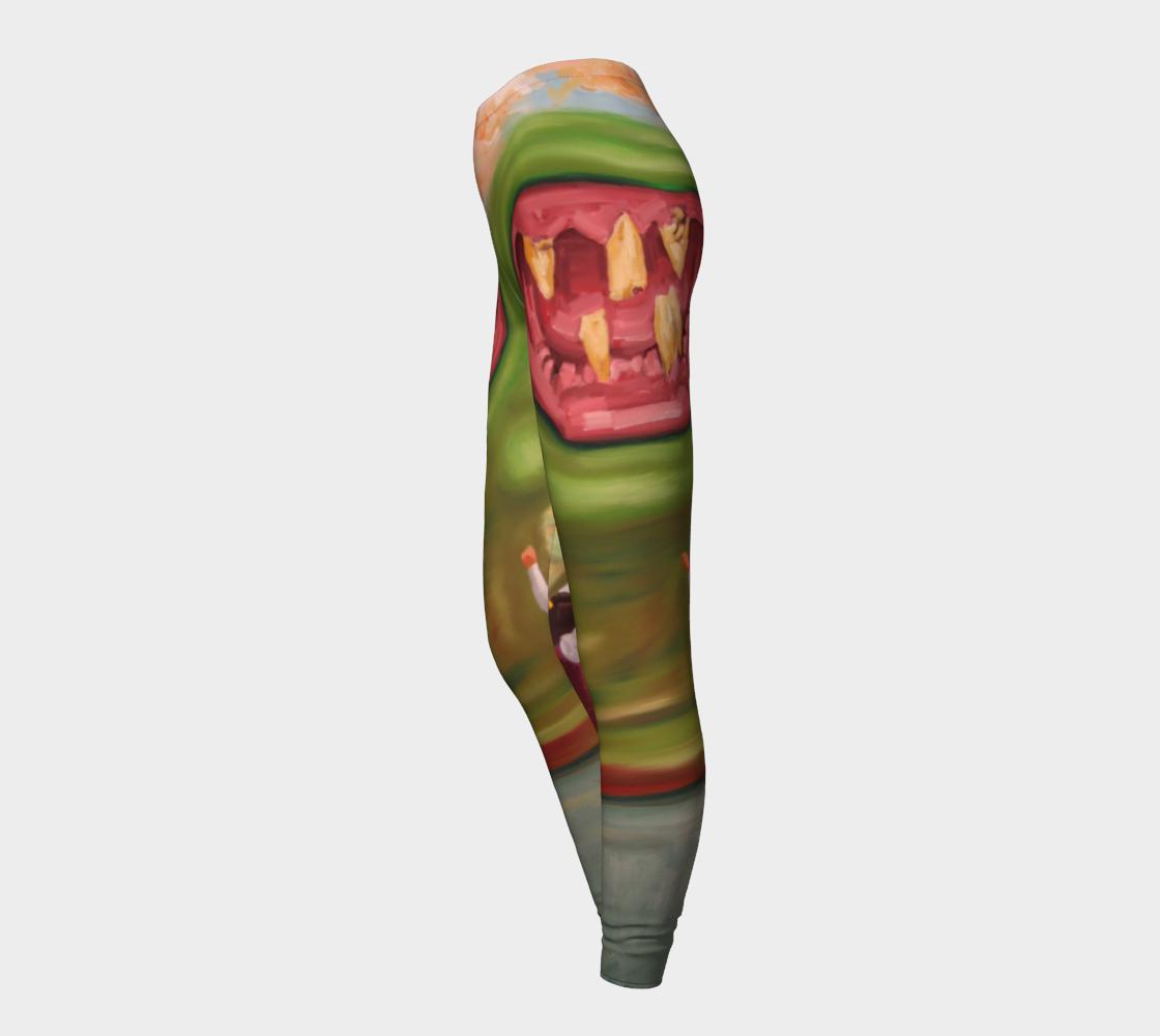 Meth Mouth Leggings preview #3