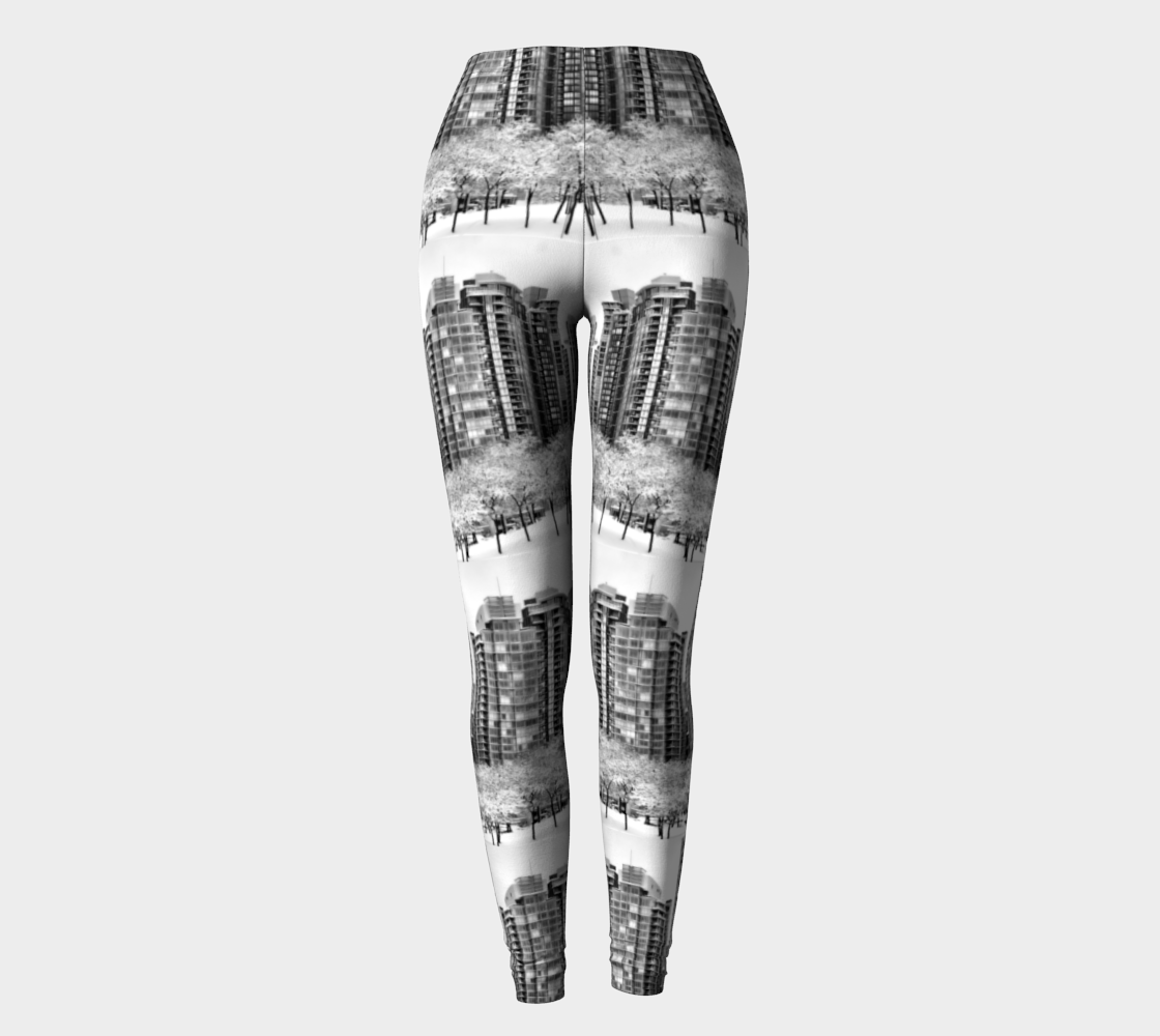 Snow In The City Leggings preview