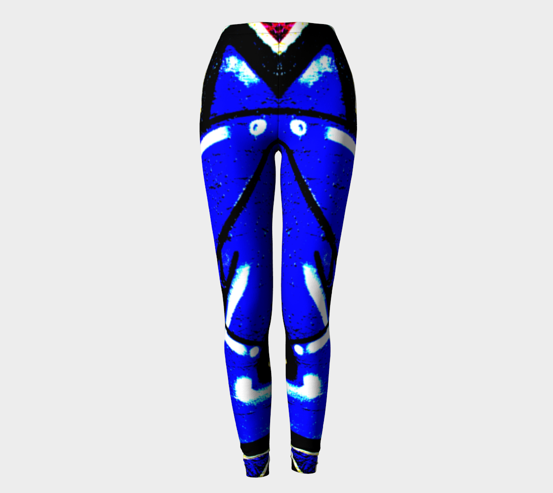 Graffiti 13 Leggings preview