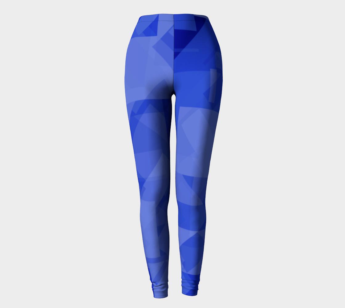 Blue is Better Leggings preview