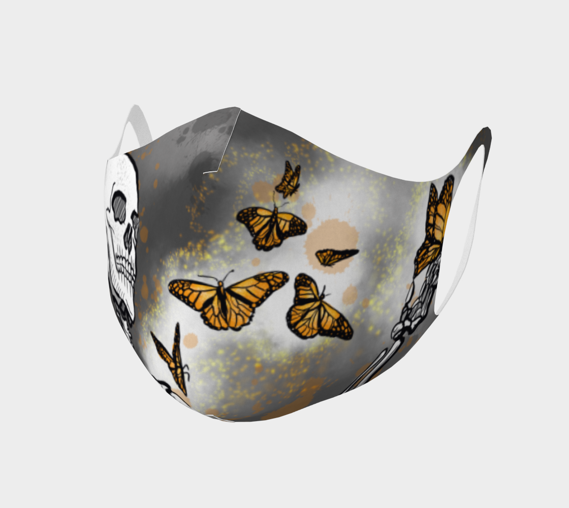 Goodbye, Butterflies Mask preview