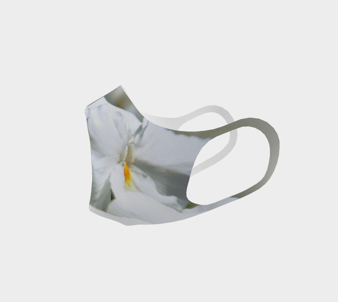 White Pansies preview #2
