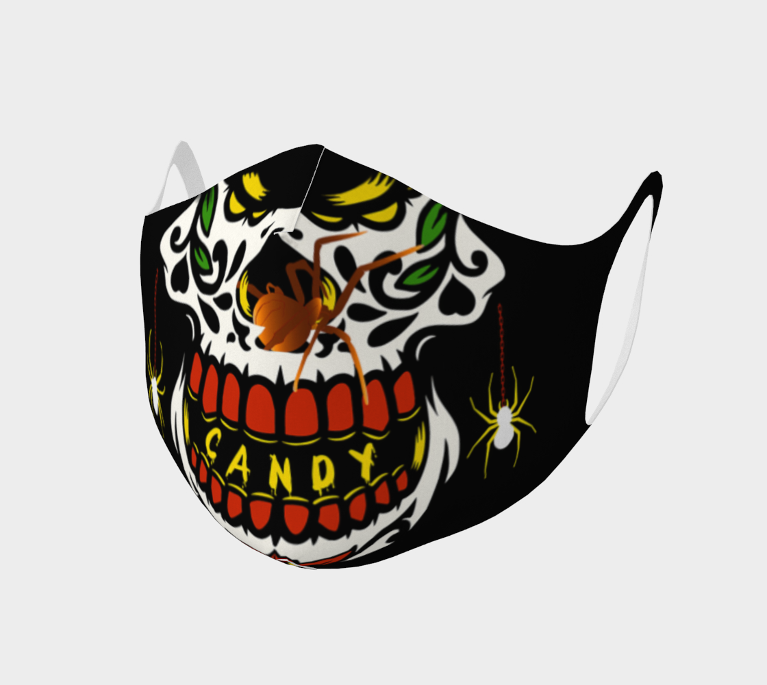 Double Knit Candy Skull preview