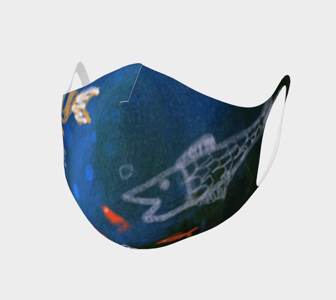 Aperçu de Masque sport Poissons d'eau douce