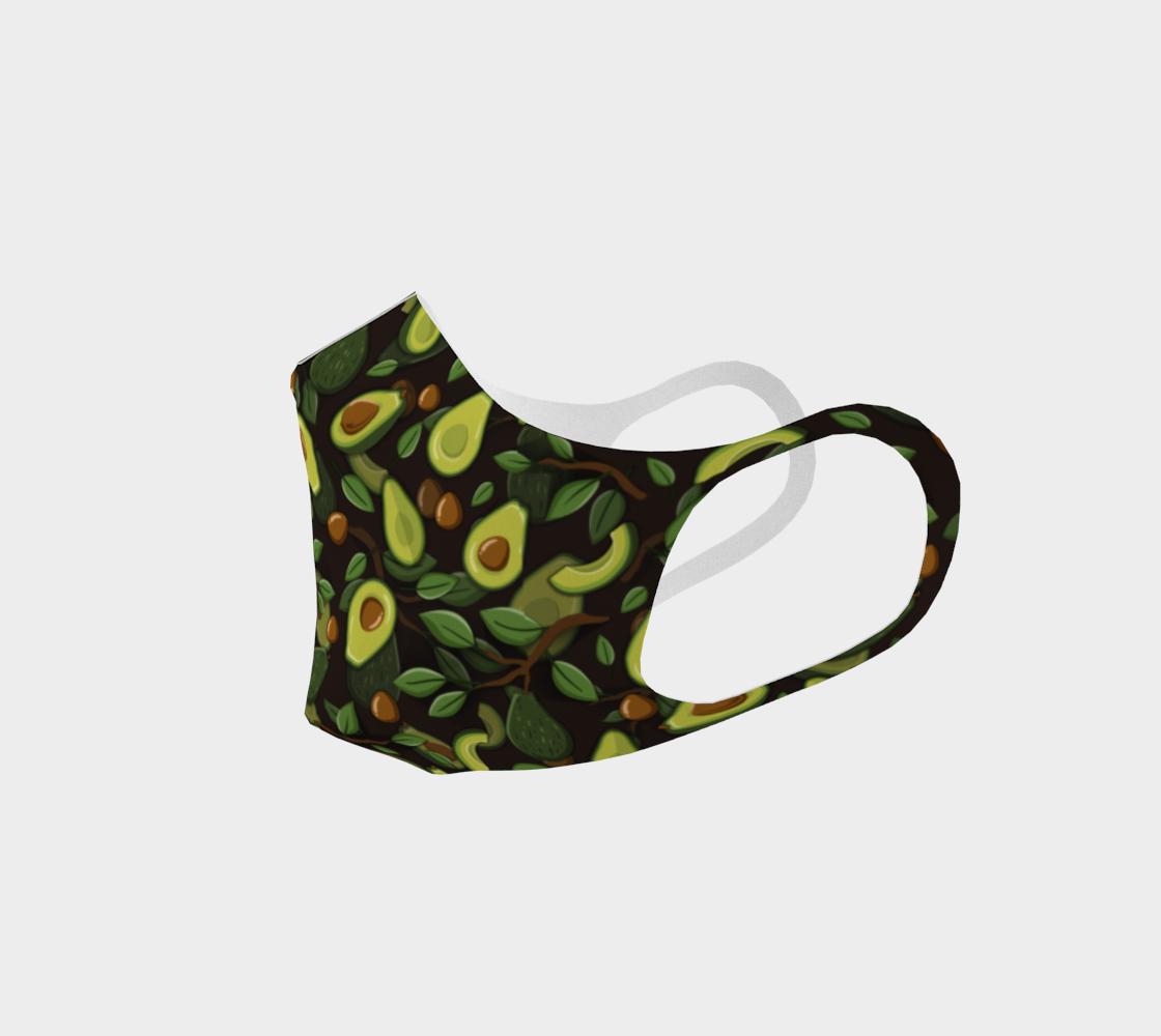 Avocado face mask preview #2
