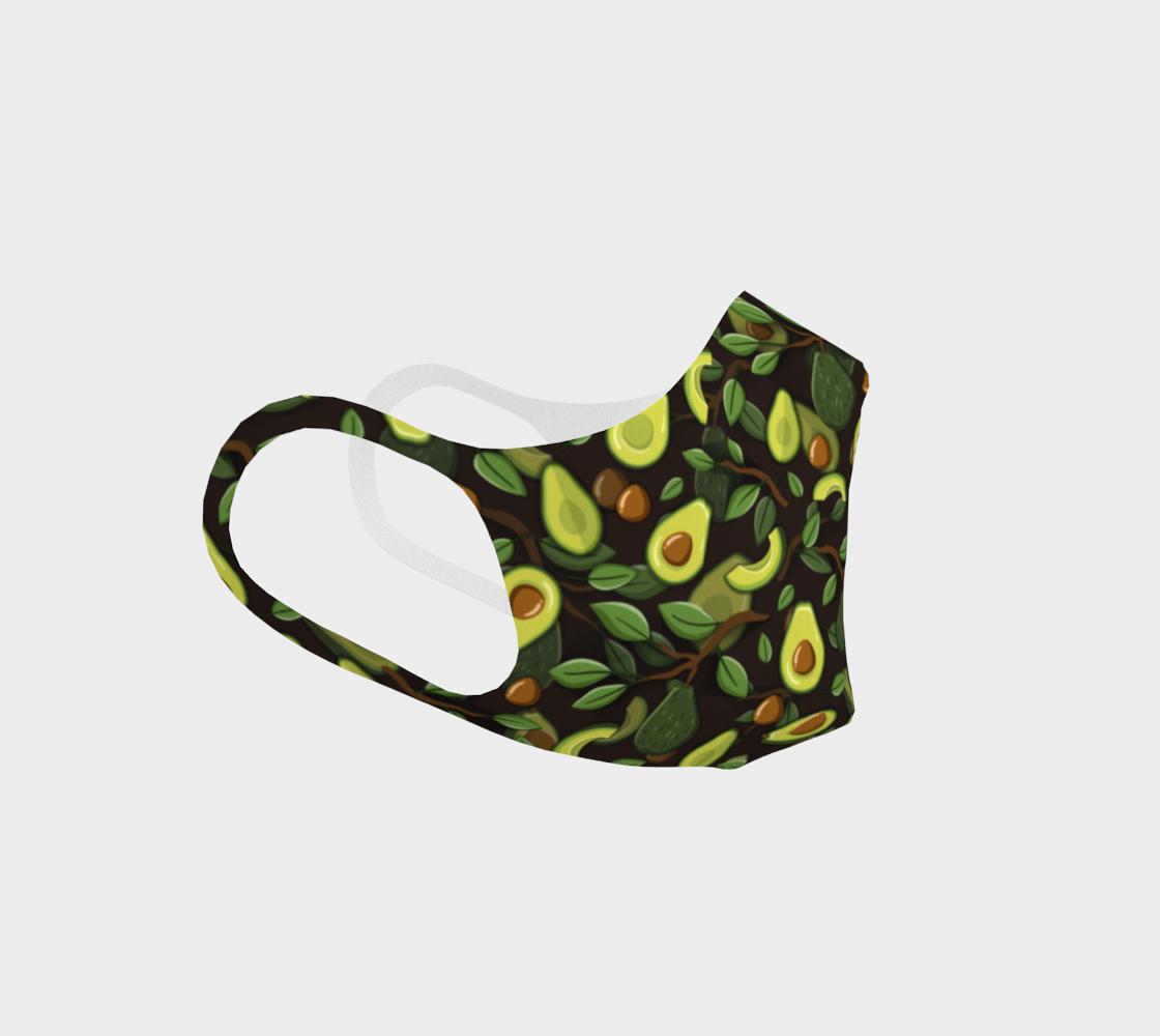 Avocado face mask preview #3