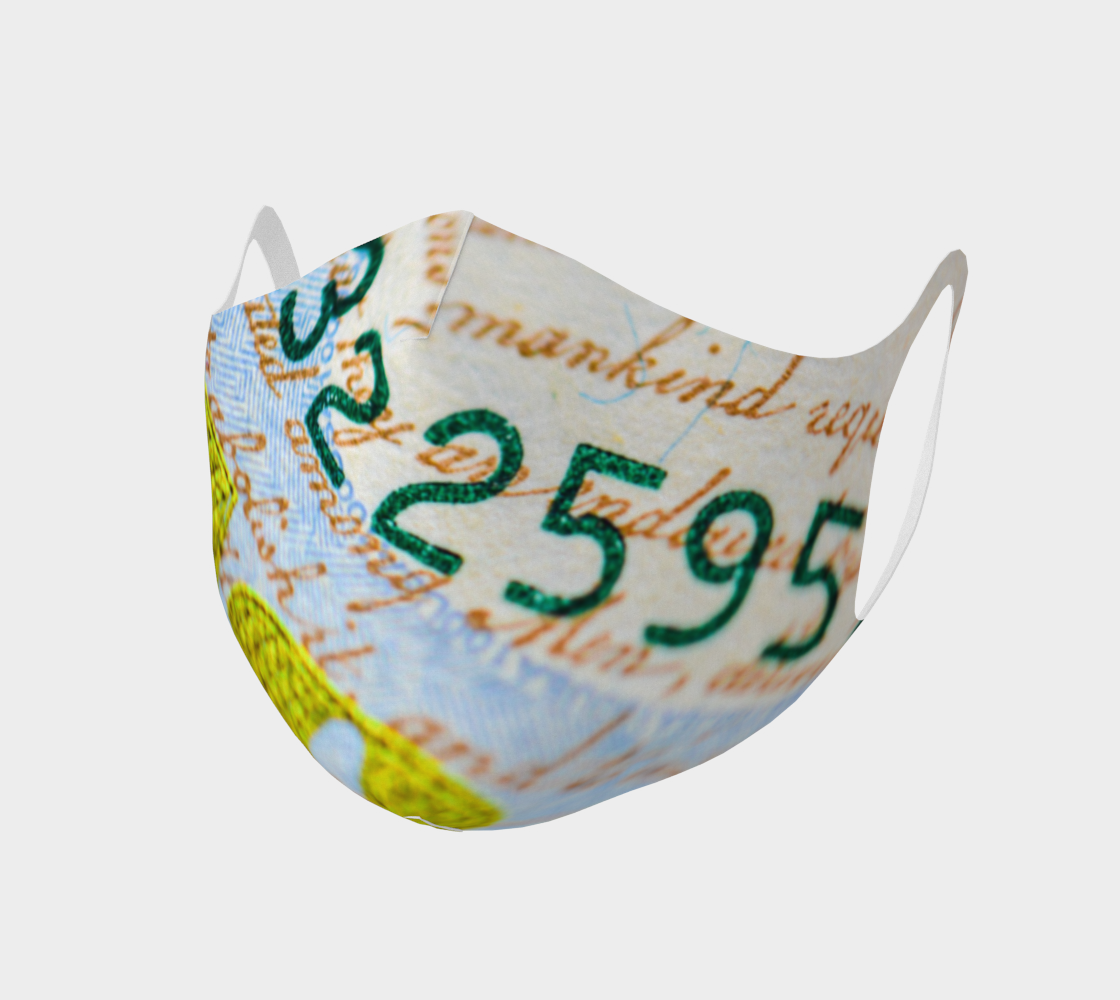 Money Down Double Knit Mask preview