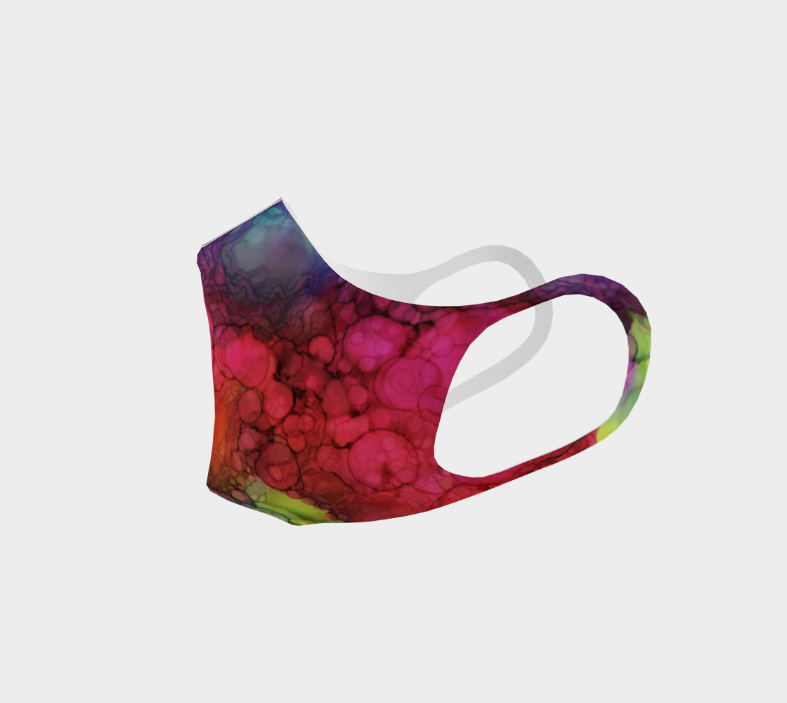In Rainbows Mask - PaminOttawa.com preview #2