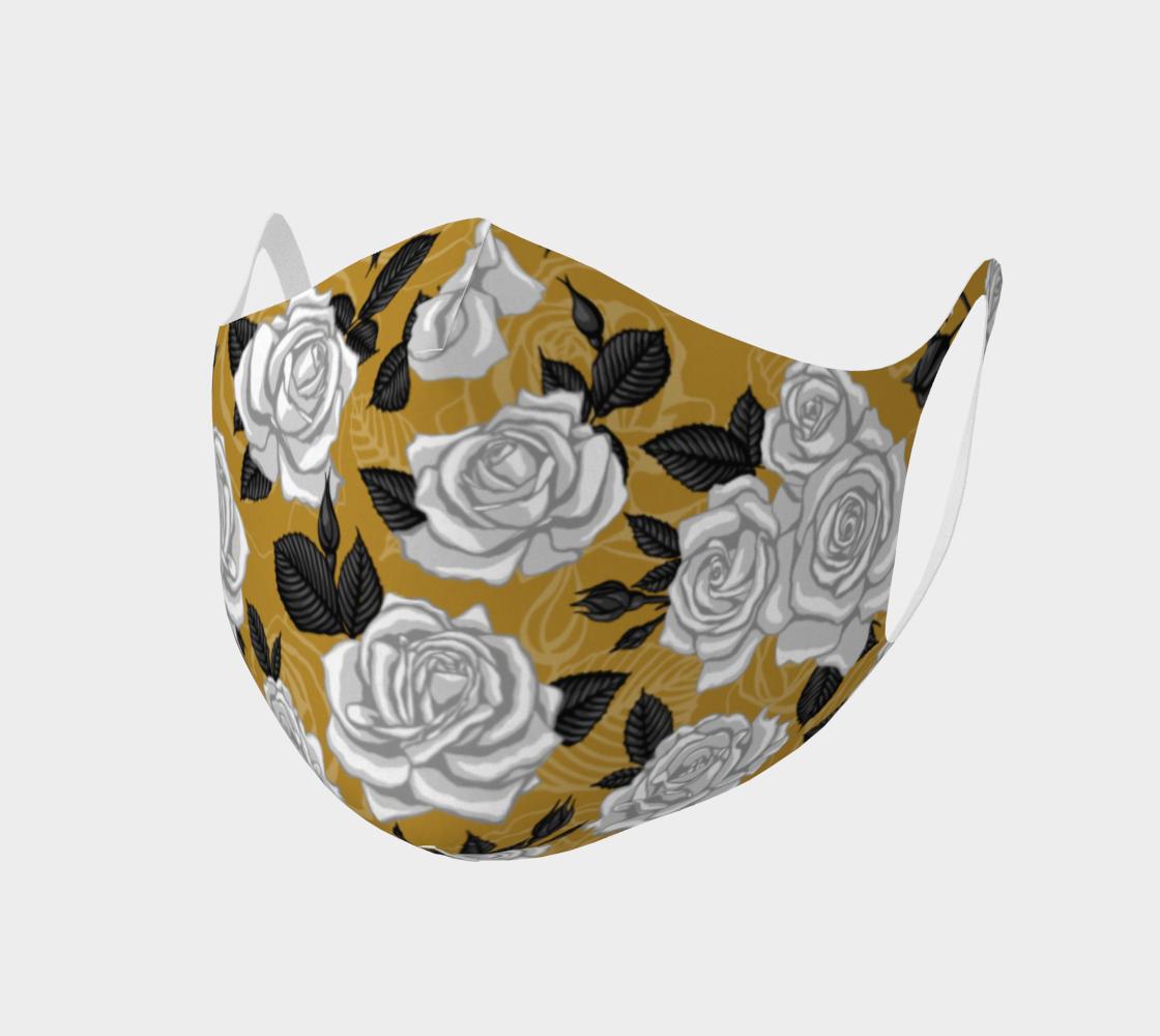Vintage Roses - Comfy Mask preview