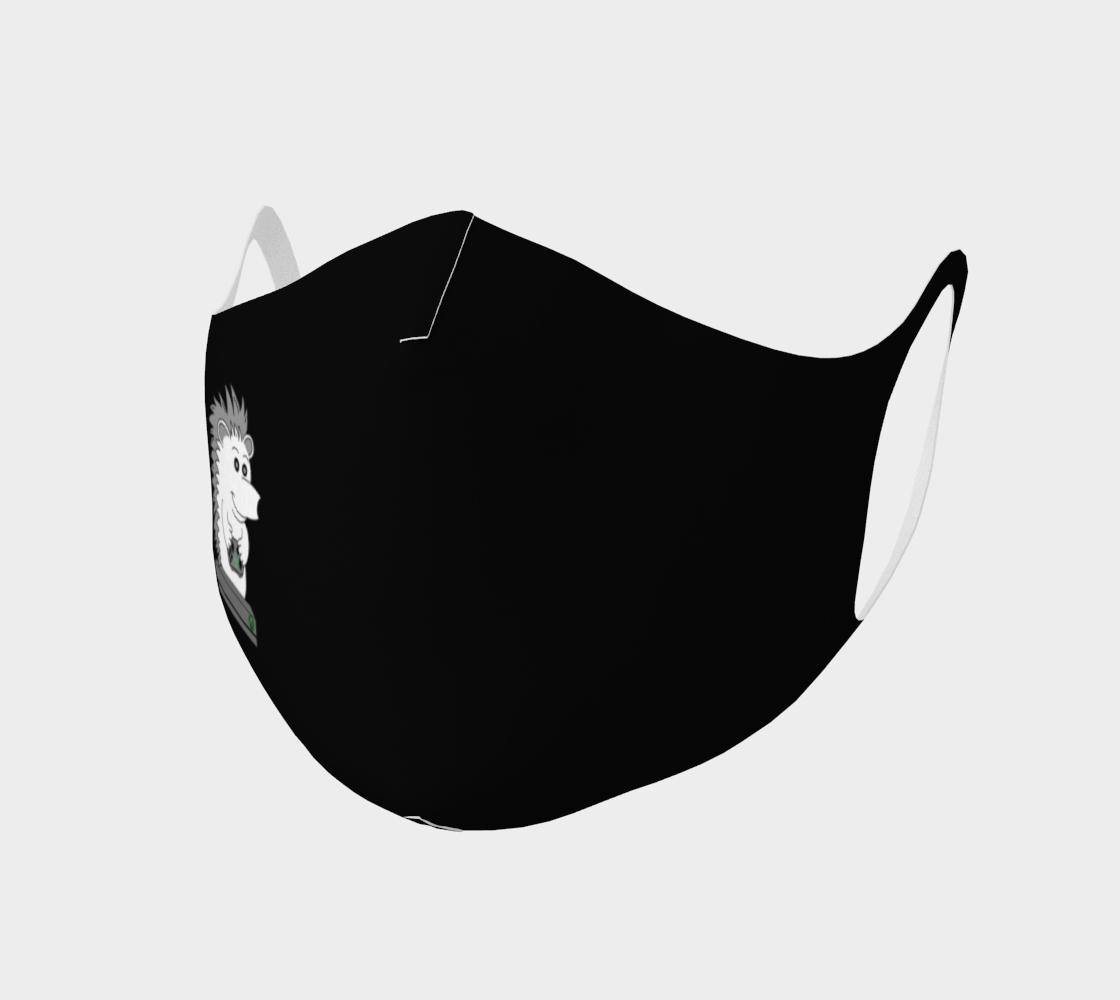 Twigs Dee Hedgehog Mask preview
