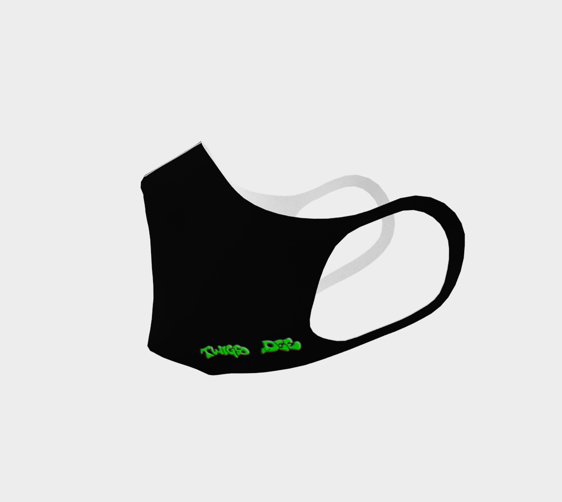 Twigs Dee Logo & Hedgehog Mask preview #2