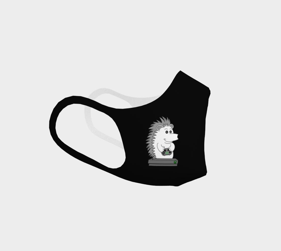 Twigs Dee Logo & Hedgehog Mask preview #3