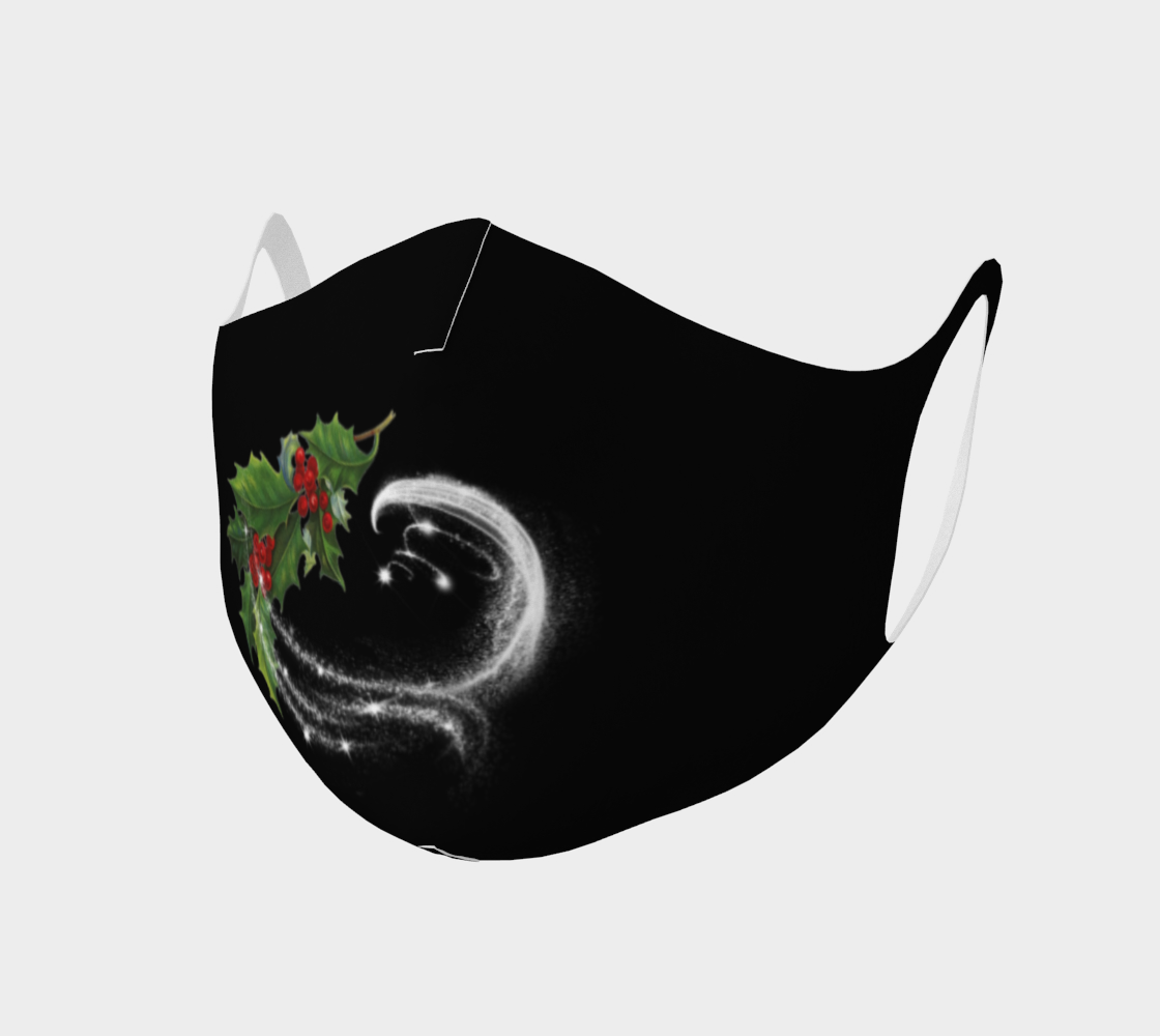 Holly Snow Swirl preview
