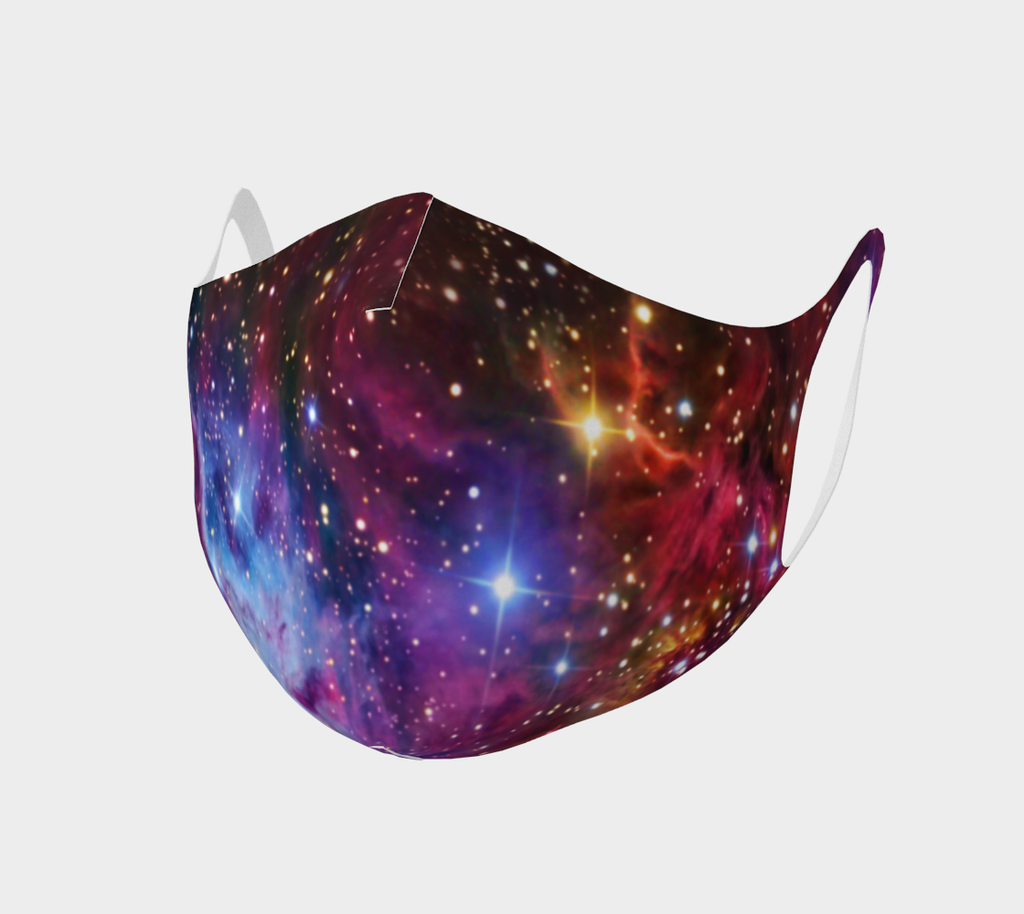 Face Mask Style 2 - Fox Nebula 2 preview