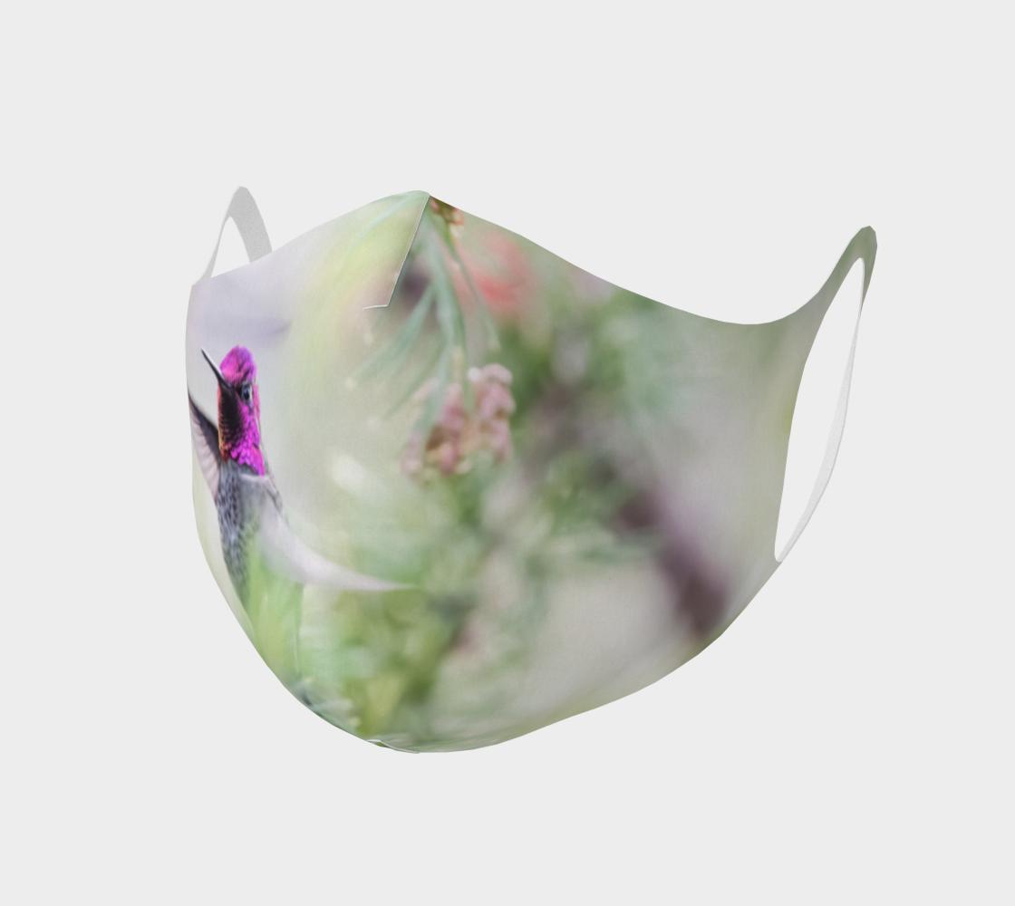 Aperçu de Hummingbird Face Covering