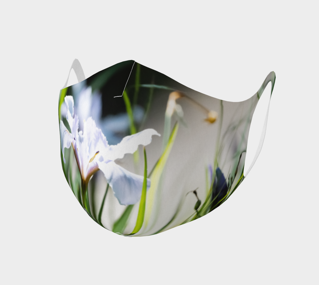 Aperçu de Iris Double Knit Face Covering