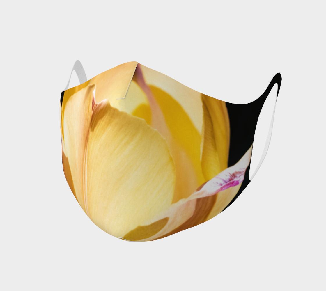 Aperçu de Double Knit Tulip Face Covering