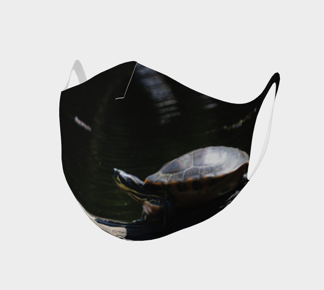 Aperçu de Double Knit Turtle Face Covering