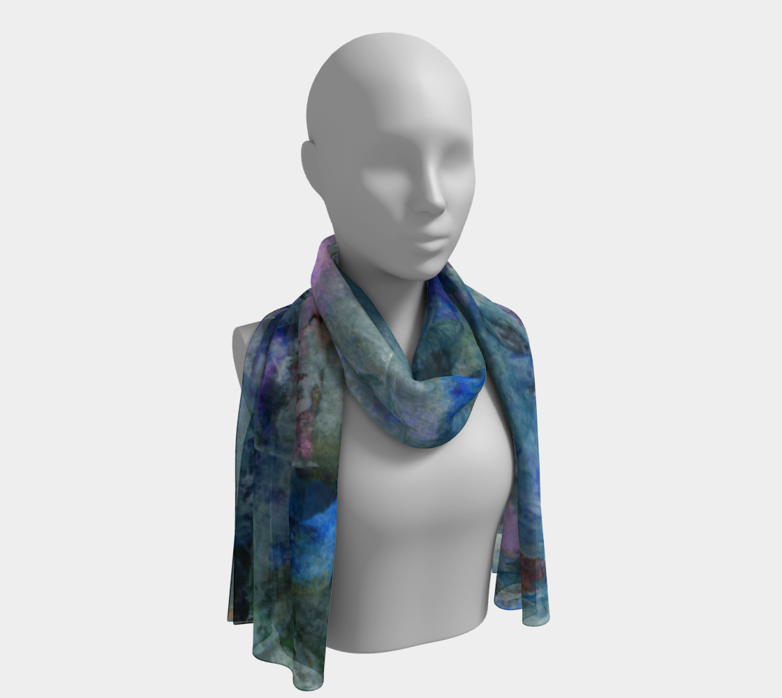 Jungle Scarf preview