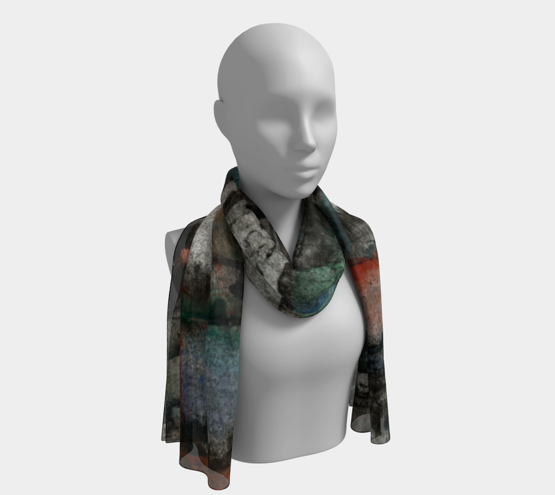 Ancient Ruins Scarf preview