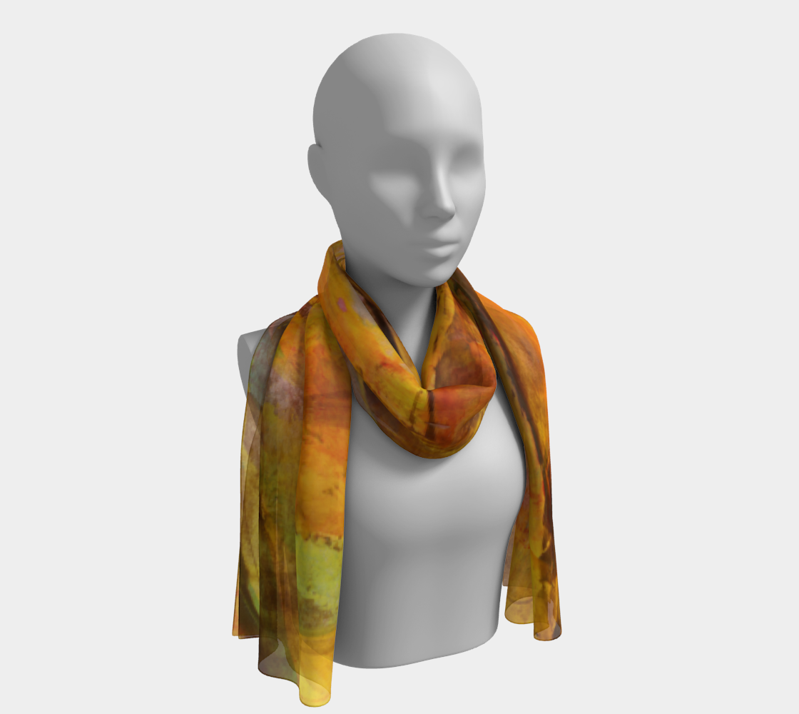 Autumn Scarf preview