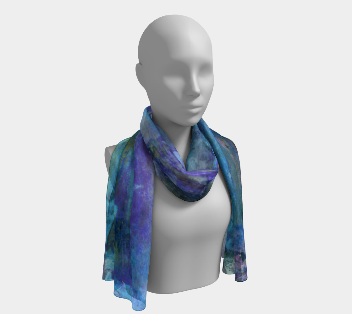 Foggy Night Scarf preview