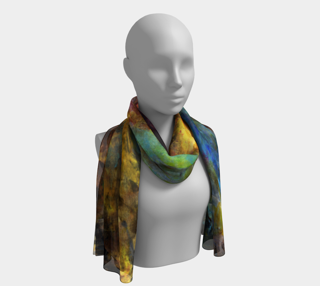 Summer Scarf preview