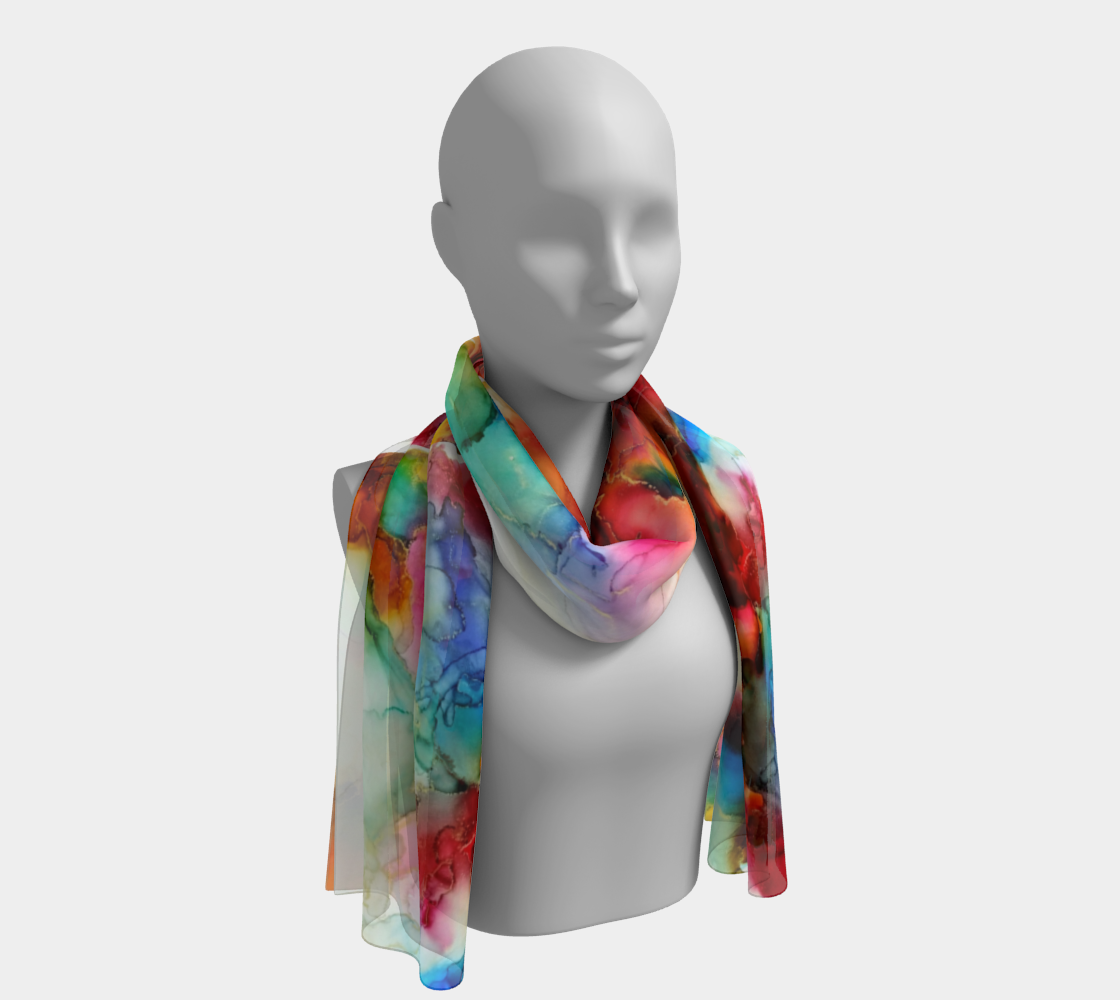 bright Scarf preview