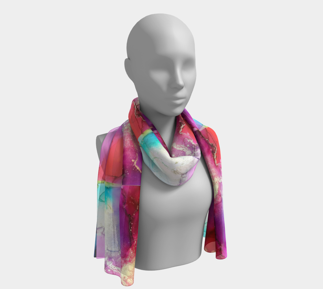 Shimmering Scarf preview