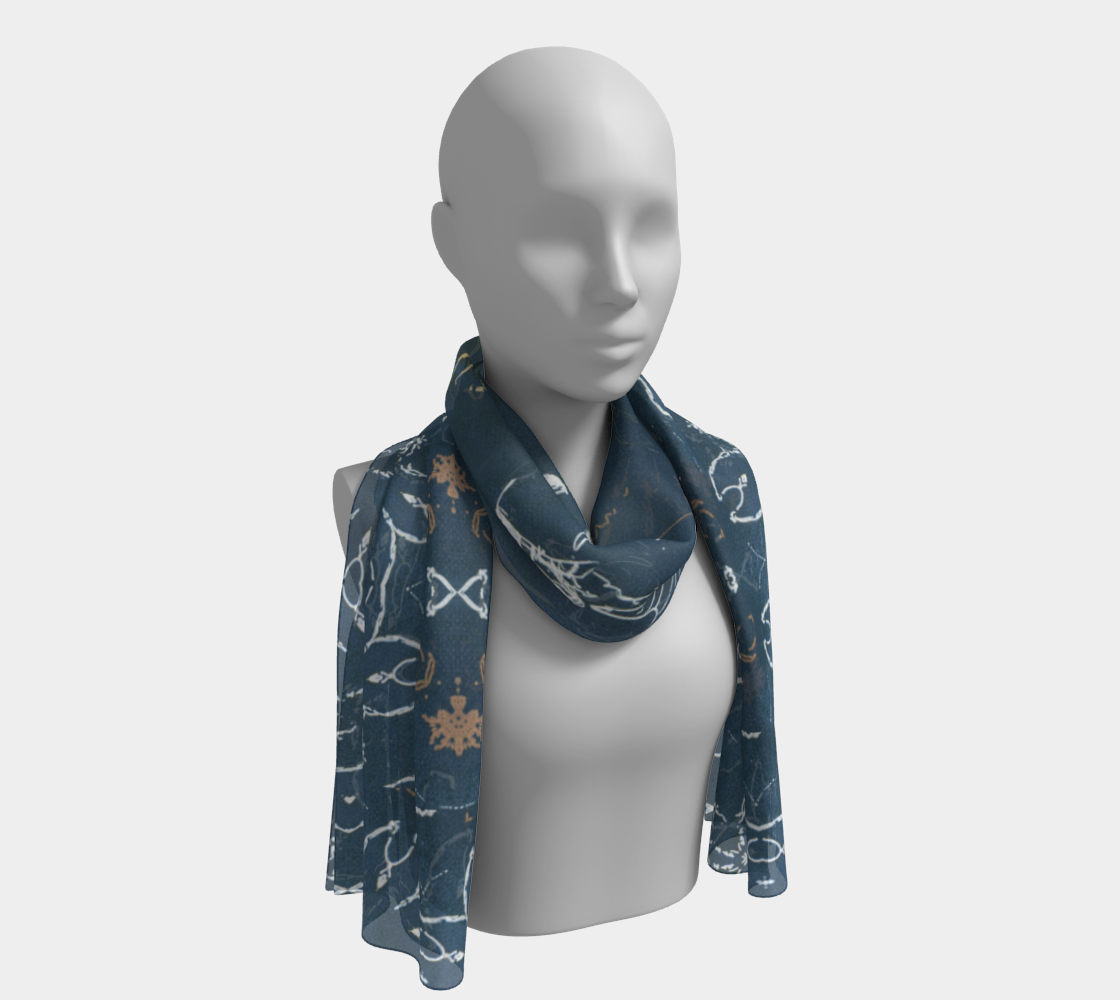 Carbon Street Gift Scarf preview