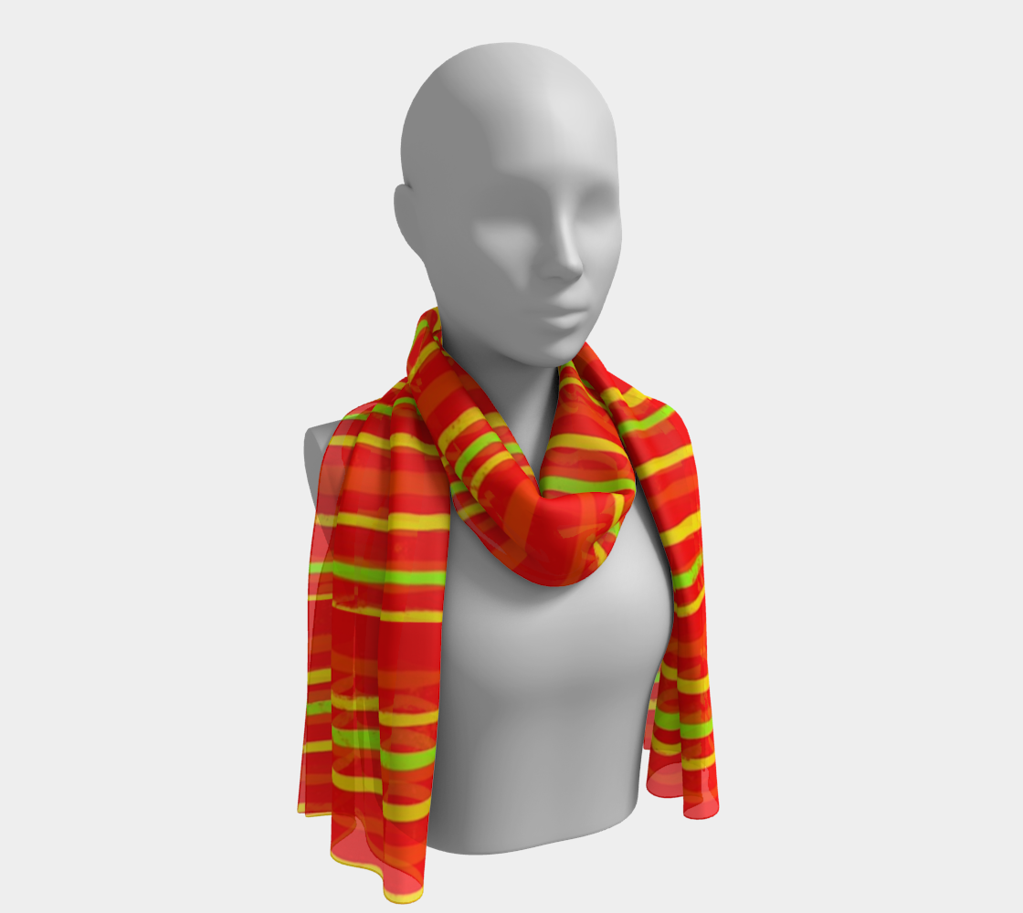 Katherine's Long Scarf preview #1