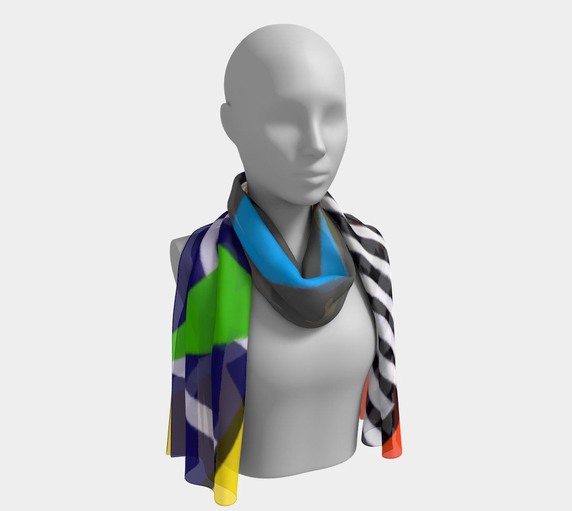 Aimee's Long Scarf preview