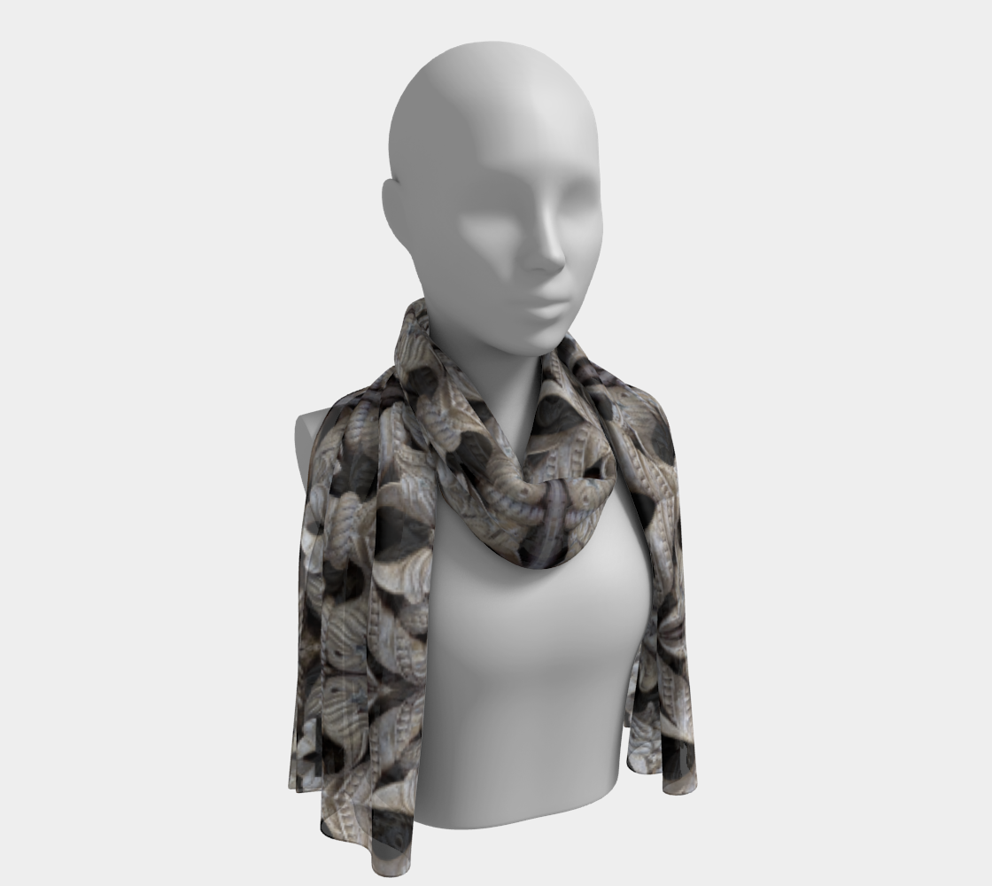 Monastery long scarf preview