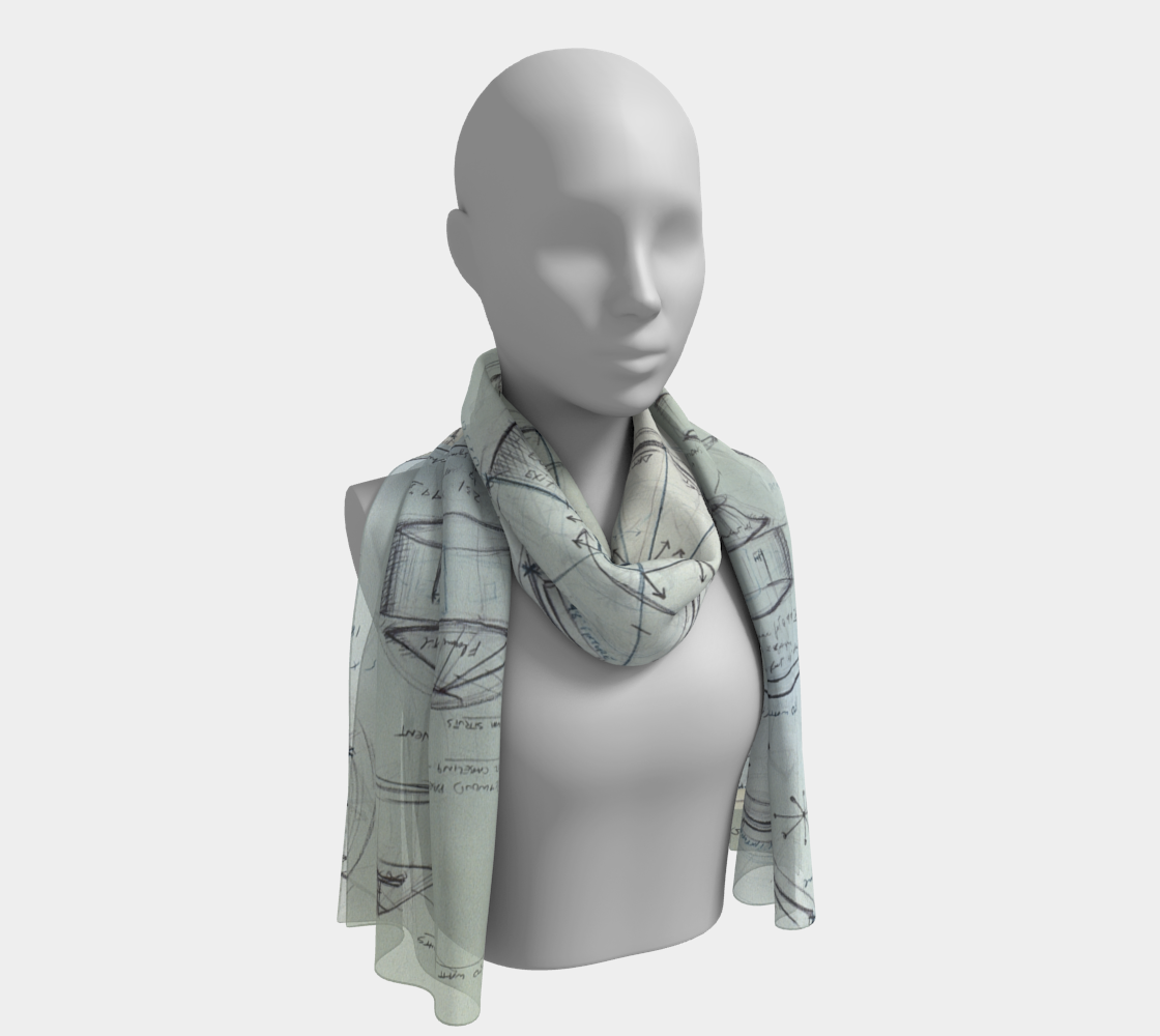 Tour Chamber Schematic / Architect's Scarf preview