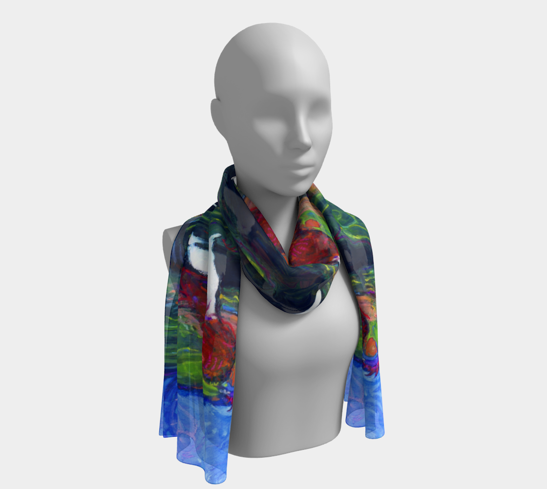 Devin Starry Daye / Walking on Air Scarf preview