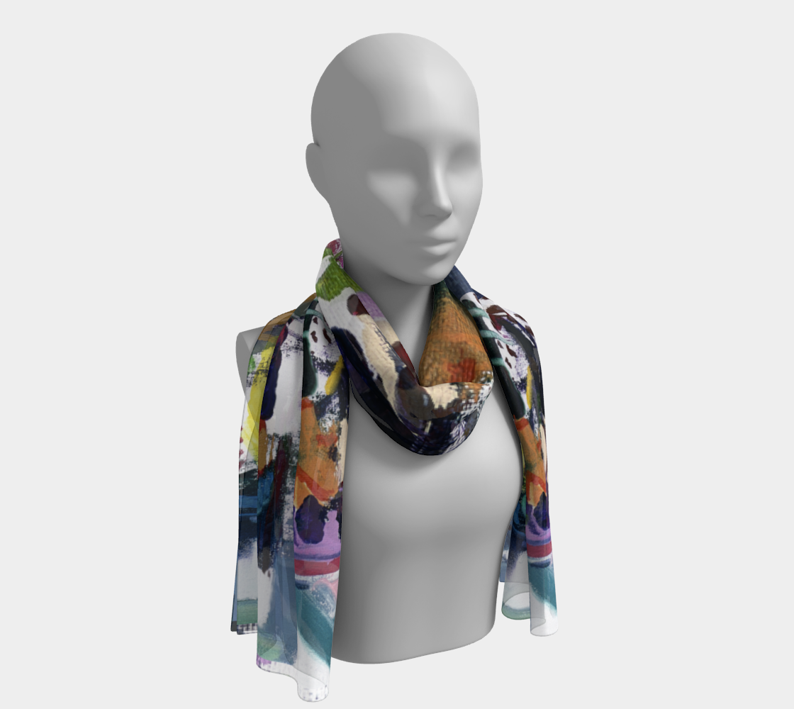 The Shrine Temple Long Scarf preview