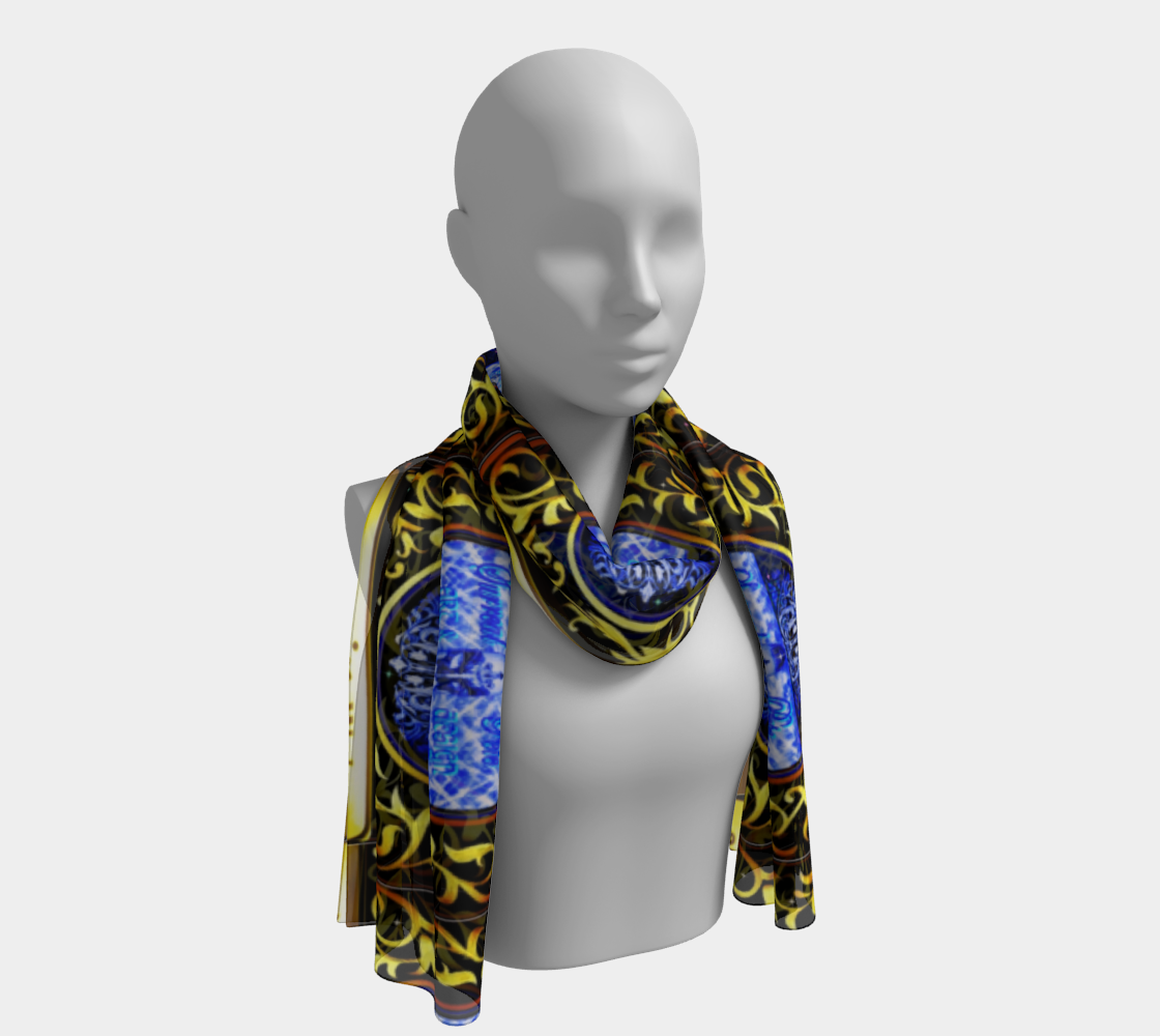 surrealpetelogoscarf preview