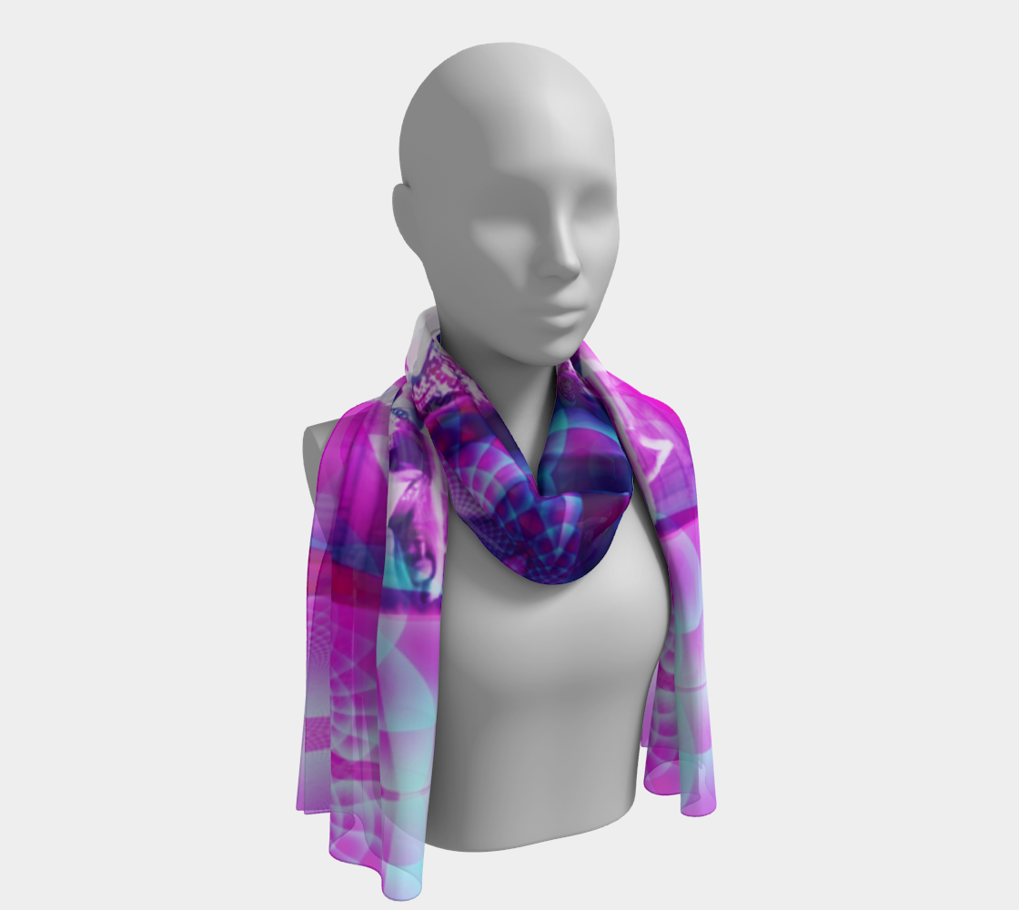 Fashionista silkscarf preview