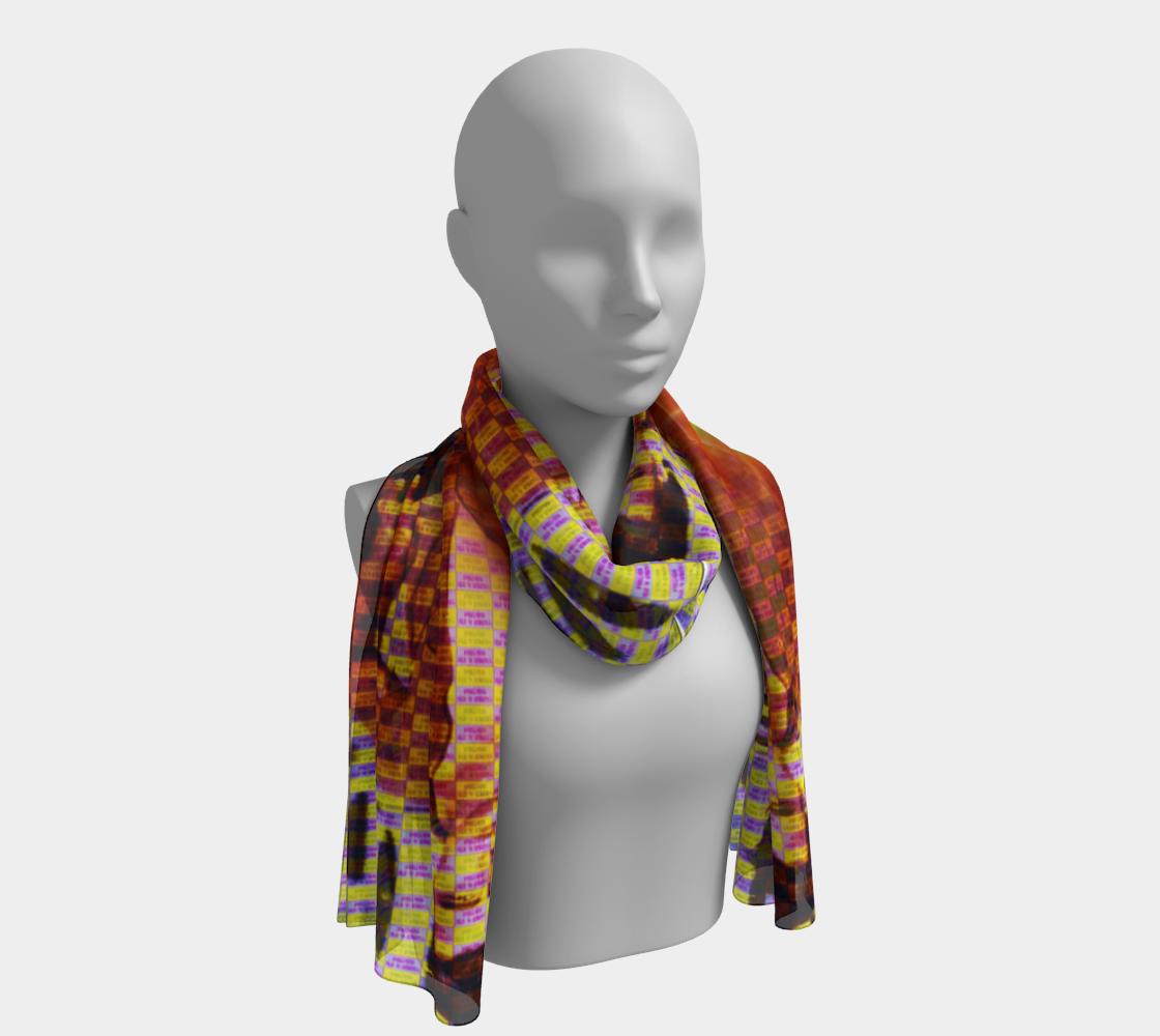 CockyBastard silkscarf preview