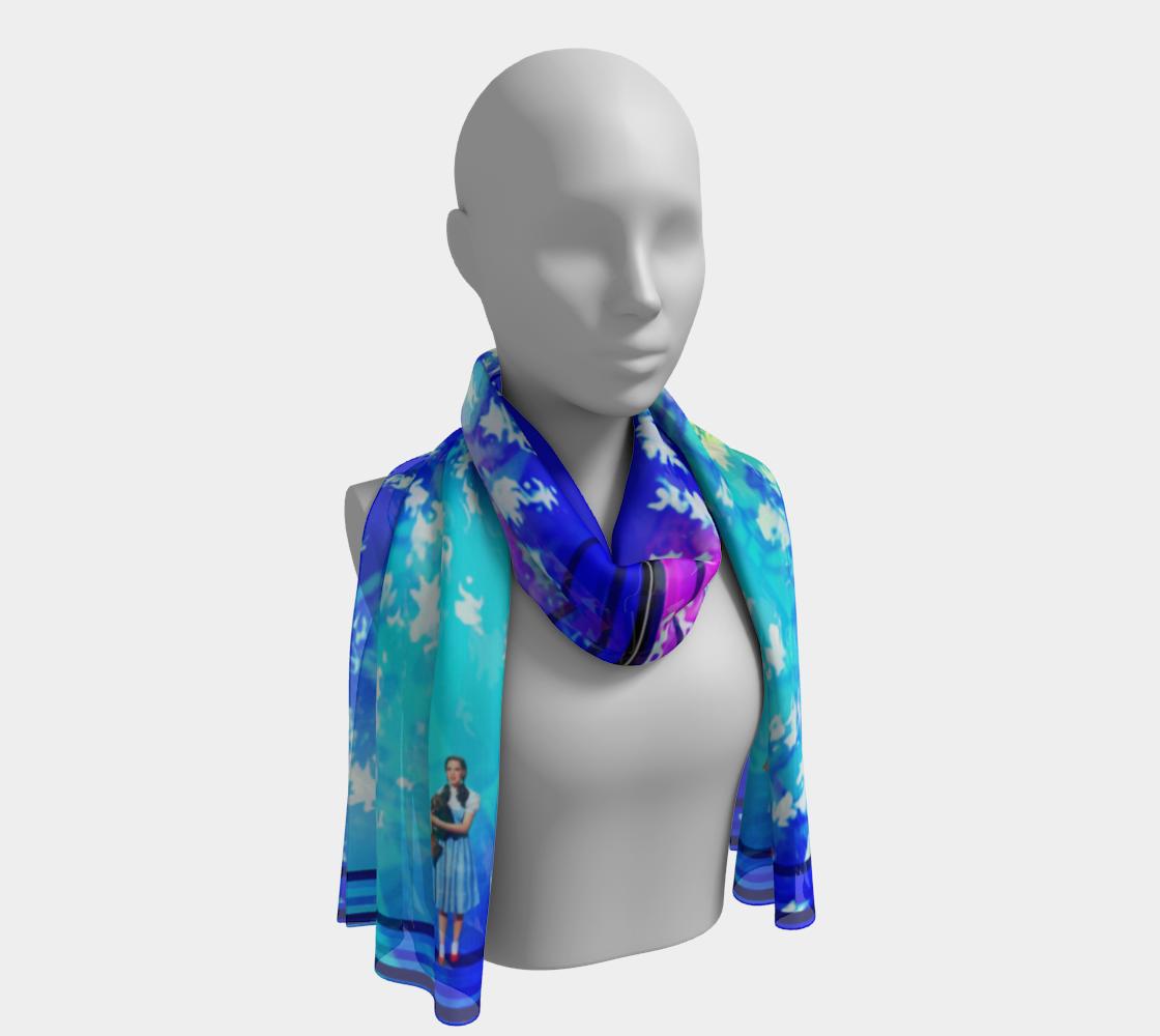 PastisheTakesFlight silkscarf preview