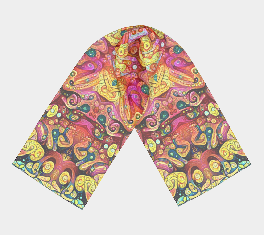 Morning Owl Long Scarf preview #3