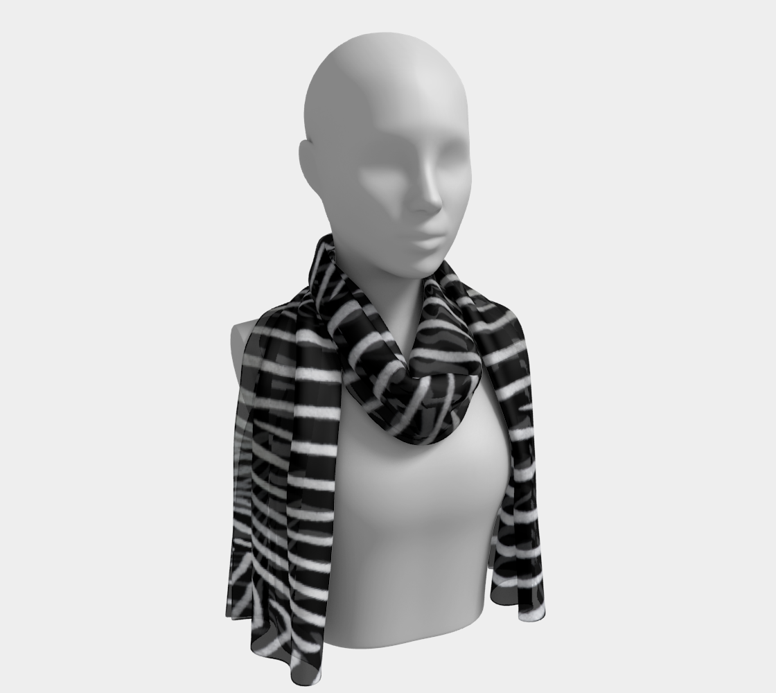 Between the Lines Long Scarf preview