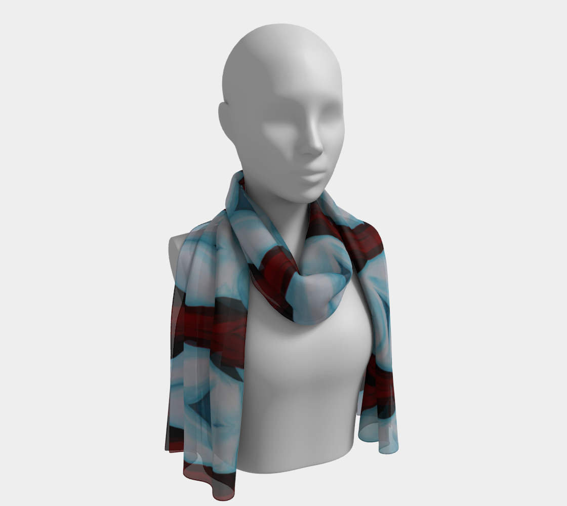 Maiden Goddess Scarf 2 preview