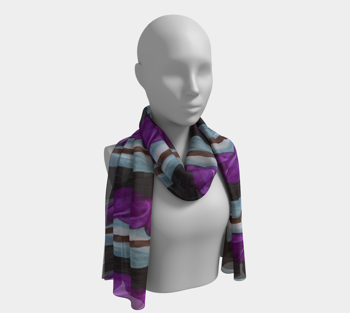 The Crone Scarf preview