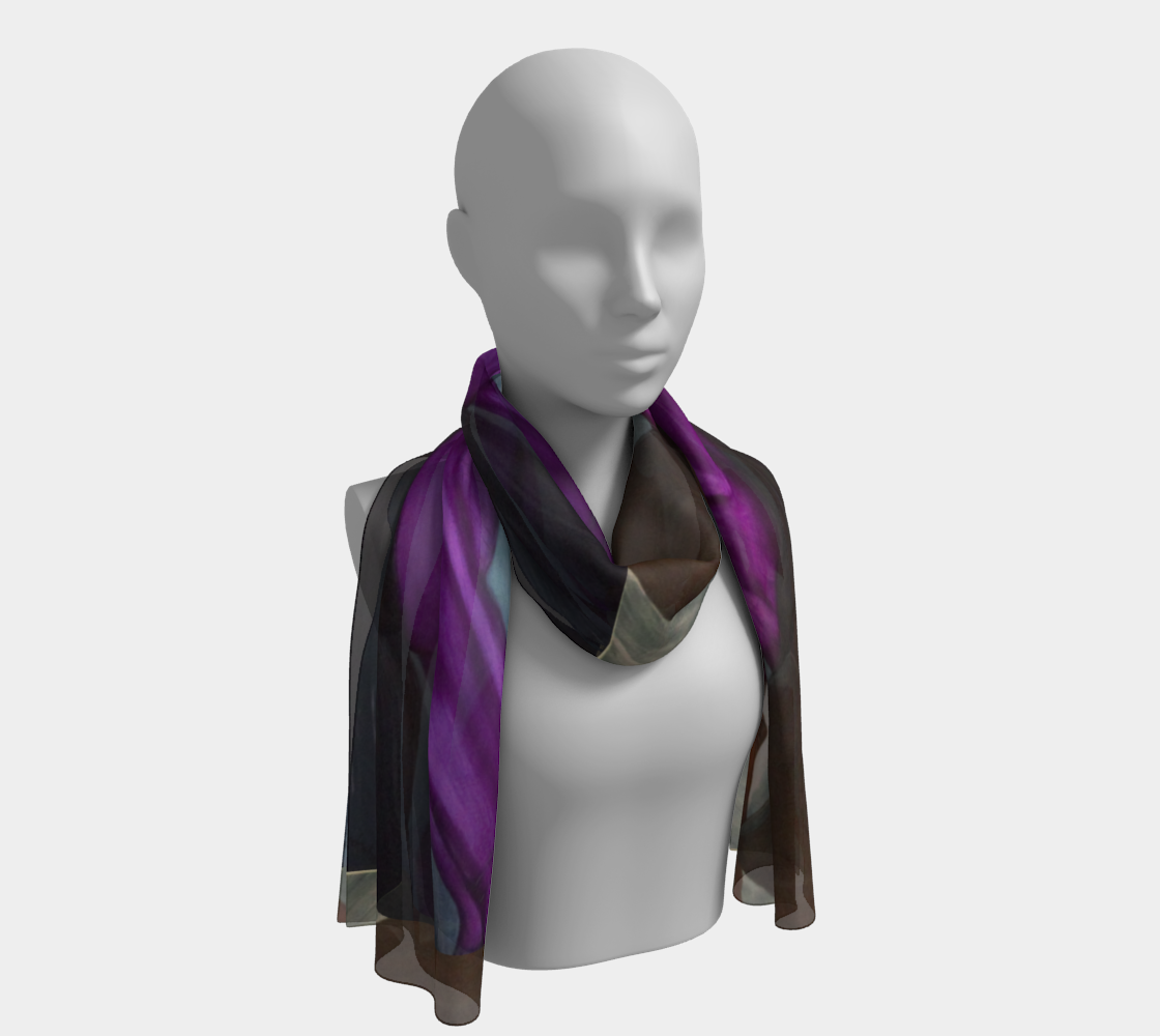 The Crone Scarf 2 preview