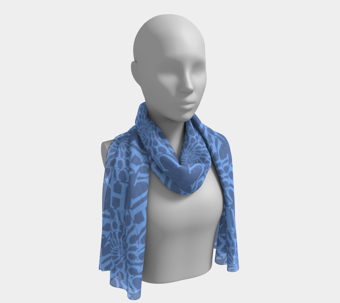 HU Song scarf preview